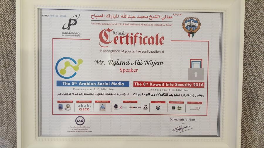 roland-abi-najem-speaker-certificate-2016