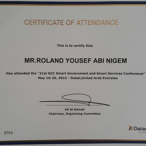 roland-abi-najem-certificate-smart-government-dubai