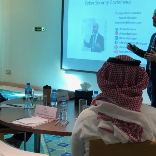 roland-abi-najem-cyber-security-governance-workshop-november-2018-5