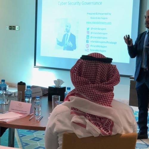 roland-abi-najem-cyber-security-governance-workshop-november-2018-6