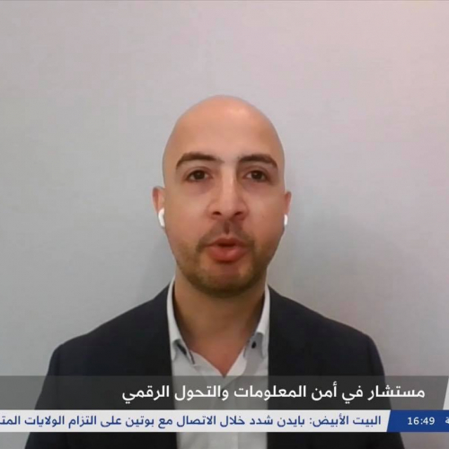 roland-abi-najem-alarabi-tv-interview-robotics-ai-digidog-robot-dog-new-york-police-3