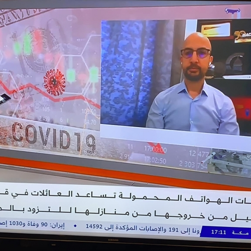 Interview with Alaraby TV Discussing New Businesses After Corona
