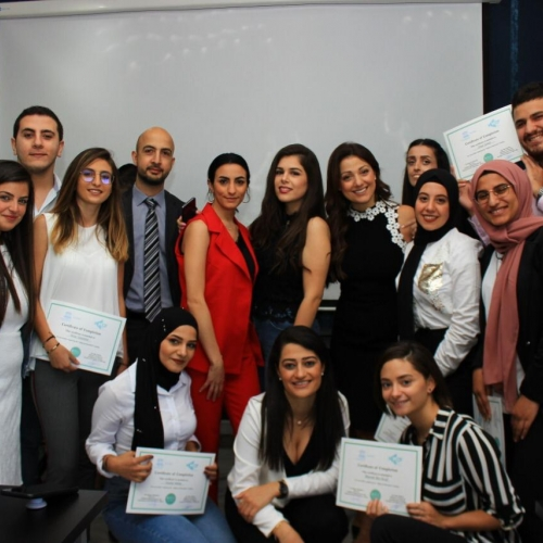 Journalism Online Security Training With UNESCO & Minister May Chidiac Foundation - Lebanon September 2019