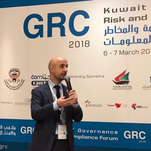 roland-abi-najem-grc-kuwait-it-governance-risk-compliance-forum-march-2018-11