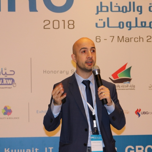 roland-abi-najem-grc-kuwait-it-governance-risk-compliance-forum-march-2018-22