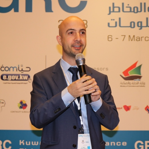roland-abi-najem-grc-kuwait-it-governance-risk-compliance-forum-march-2018-25
