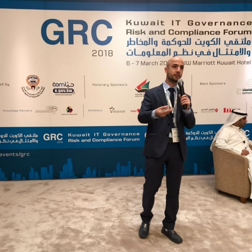 roland-abi-najem-grc-kuwait-it-governance-risk-compliance-forum-march-2018-3