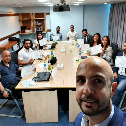 Mastering Digital Marketing Training Kuwait MindCypress September 2019