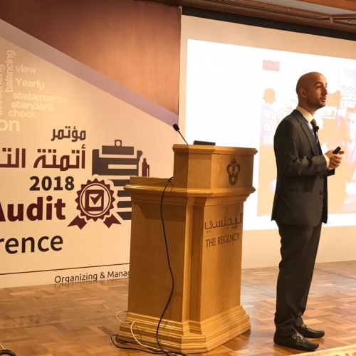 roland-abi-najem-speech-at-the-cyber-security-and-role-of-internal-audit-during-which-i-was-honored-4