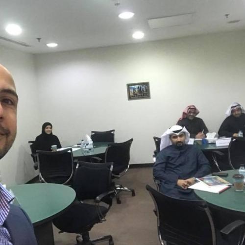 Social Media Training for Ministry of Oil - Kuwait - February 2018