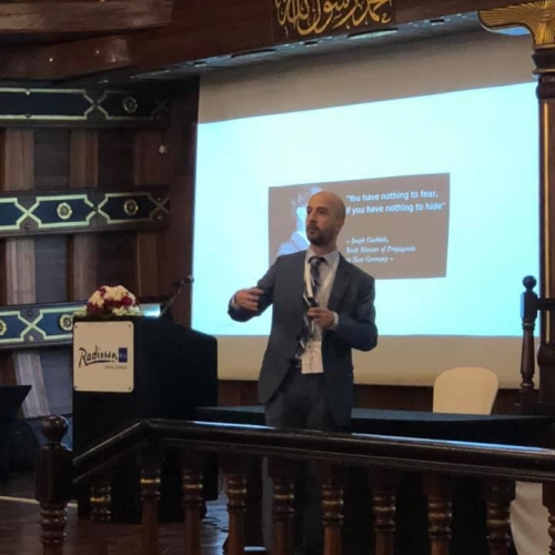 roland-abi-najem-speech-in-front-of-public-private-authorities-in-kuwait-gcc-region-during-the-gulf-conference-and-exhibition-challenges-of-cybersecurity-for-information-and-communication-41