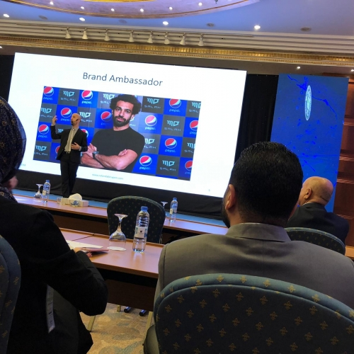 roland-abi-najem-speaker-in-the-arab-media-forum-talking-about-influencers-marketing-where-i-was-honored-by-the-conference-chariman-mr-madi-al-khamis-3