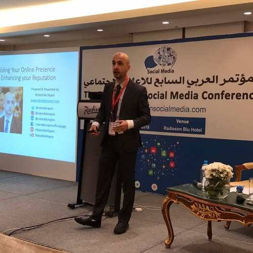 roland-abi-najem-speech-7th-arabian-social-media-forum-in-kuwait-1