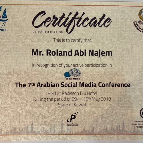 roland-abi-najem-speech-7th-arabian-social-media-forum-in-kuwait-8