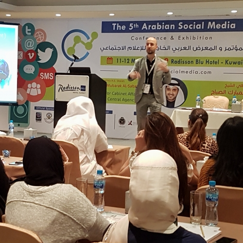 The 5t Arabian Social Media Conference & Exhibition 2016
