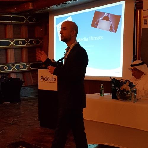 roland-abi-najem-speaker-kuwait-info-security-conference-exhibition-2016-1