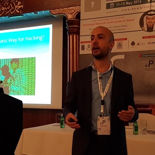 roland-abi-najem-speaker-kuwait-info-security-conference-exhibition-2016-3