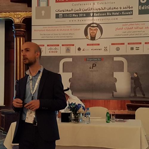 roland-abi-najem-speaker-kuwait-info-security-conference-exhibition-2016-5