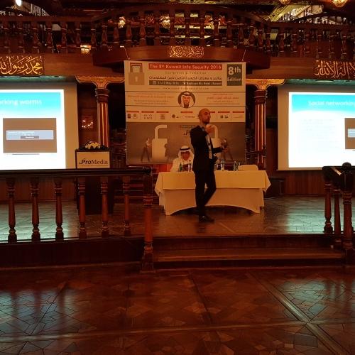 roland-abi-najem-speaker-kuwait-info-security-conference-exhibition-2016-8