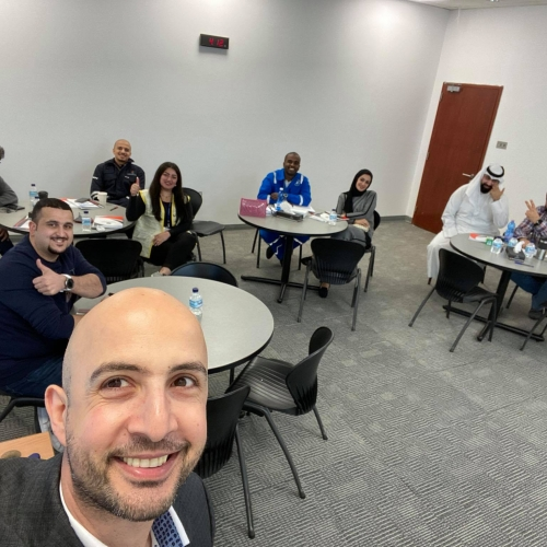 Training in Petroleum Training Center - Kuwait - December 2019