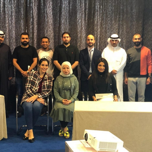 VIVA Kuwait 2 days Workshop on Social Media Customer Service - December 2018