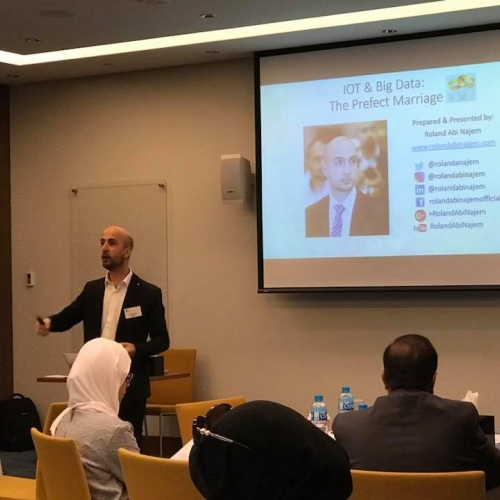 roland-abi-najem-iot-big-data-workshop-gas-oil-kuwait-1