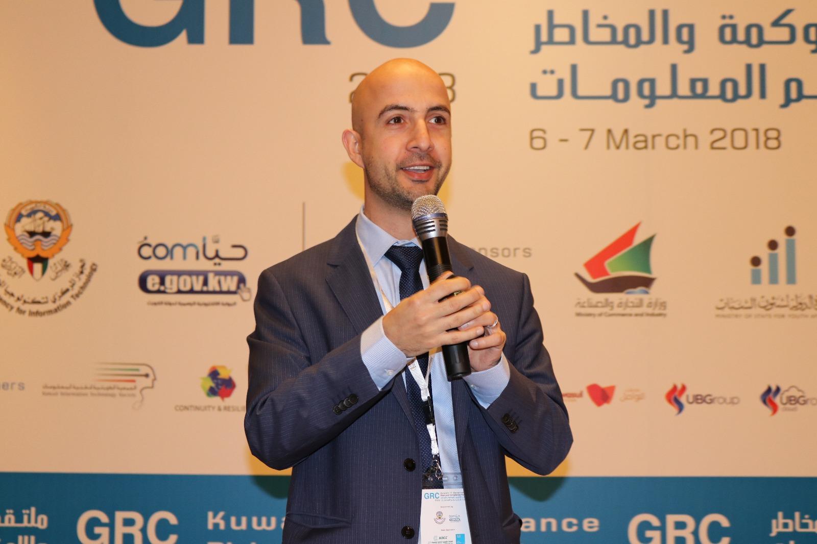 Roland-Abi-Najem-GRC-Kuwait-IT-Governance-Risk-compliance-Forum-March-2018-25