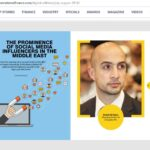 Roland Abi Najem interview in International Finance Magazine