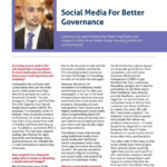Roland Abi Najem Interview with International Magazine iMarket Insight talking about Social Media