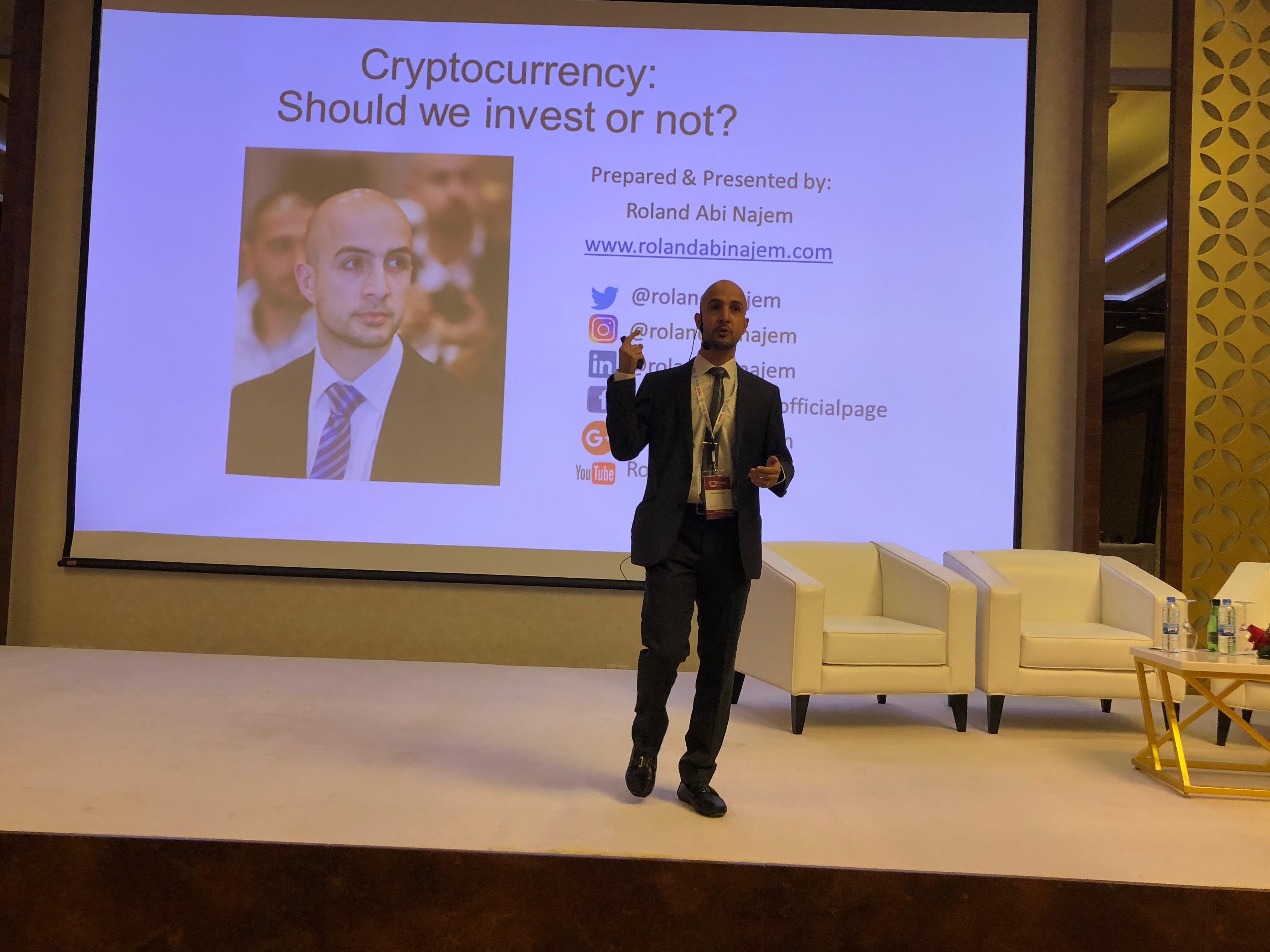 Roland-Abi-Najem-Speaker-Fintech-Cryptocurrency-Blockchain-Kuwait-5
