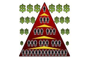 Pyramid Scheme - Roland Abi Najem