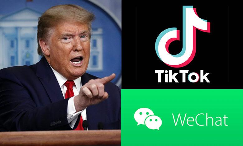 Trump-TikTok-WeChat