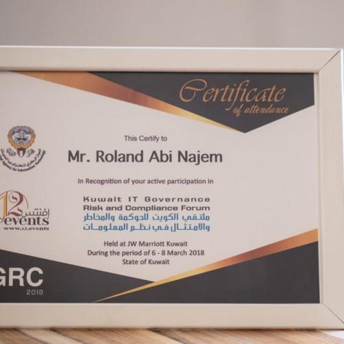 Roland-Abi-Najem-Certificates-Awards-رولان-أبي-نجم-11-1024x741